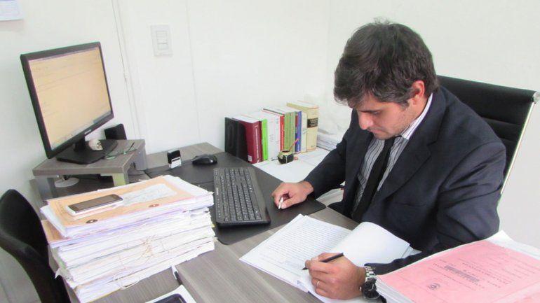 El fiscal Guillermo Merlo está a cargo de las investigaciones.