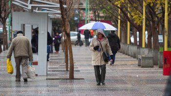 un respiro del calor: ¿que dia del finde se viene la lluvia?