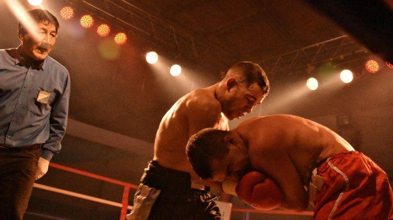 El Club San Martín vivió una noche a puro boxeo