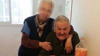 Hallaron con vida al abuelo buscado desde hace dos días: estaba en una chacra de Oro