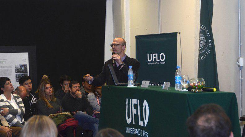 La Uflo realizó un debate  sobre desarrollo sustentable