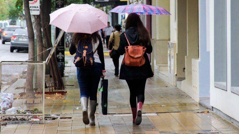 ¿Vuelve la lluvia y el viento al Alto Valle? Mirá cómo va a estar el tiempo