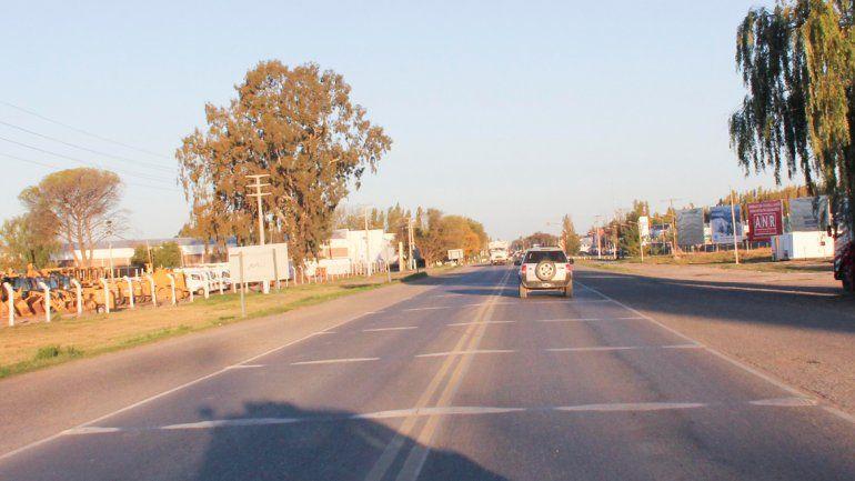 Al Ejecutivo municipal le inquietan en particular el destino de la Ruta 22 y la continuidad de las obras de ampliación.