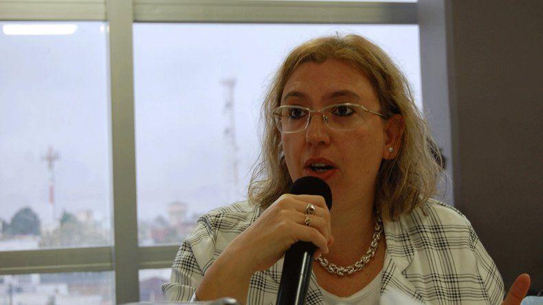 La legisladora Pita pidió más seguridad en las calles de Cipolletti.