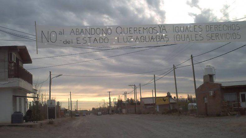 En la comunidad perlense han roto lanzas con el Ejecutivo cipoleño.