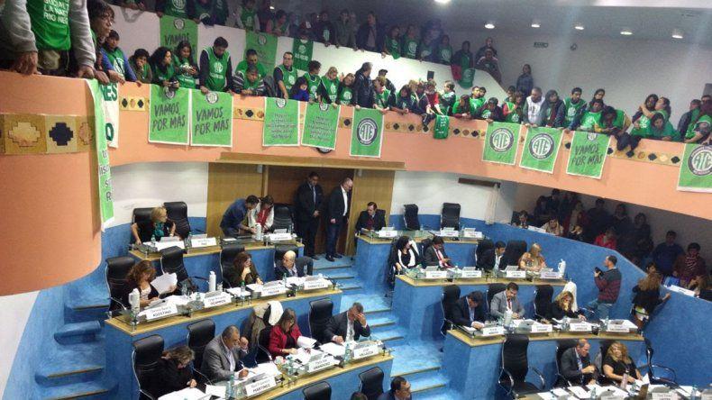 Aprobaron por unanimidad la incorporación de ATE a la mesa de la Función Pública