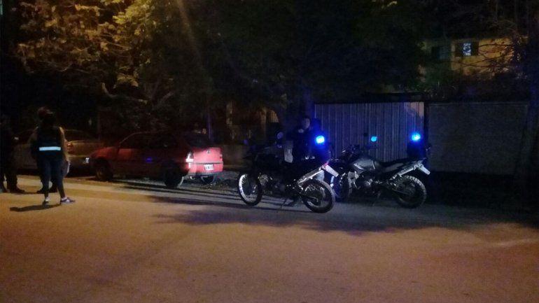 Recuperaron dos motos y un auto robado en una noche