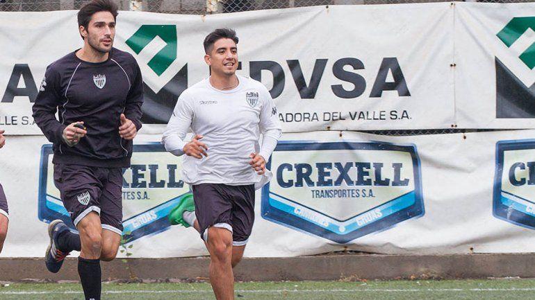 Villacorta jugó el último Federal B en Río Gallegos