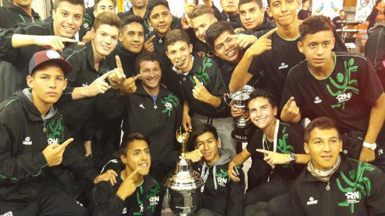 Río Negro quiere repetir el 1 en la competencia que reúne a todas las provincias de la Patagonia en una semana.
