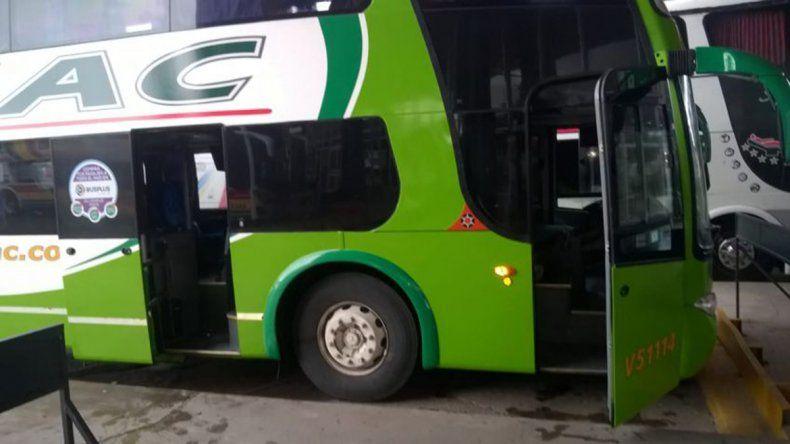 La empresa de transporte aclaró la situación del equipo de básquet