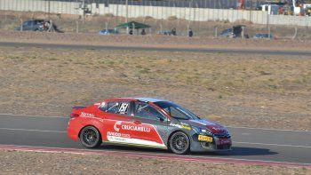 Otra buena fecha de puntos para Manuel Urcera en el campeonato del Turismo Nacional junto a Citroën.