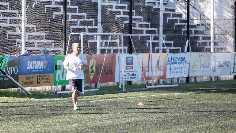 Giménez juega hoy con Maipú