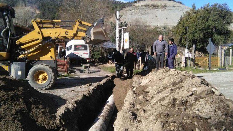 El Municipio espera el inicio de obras muy importantes en la red pluvial.