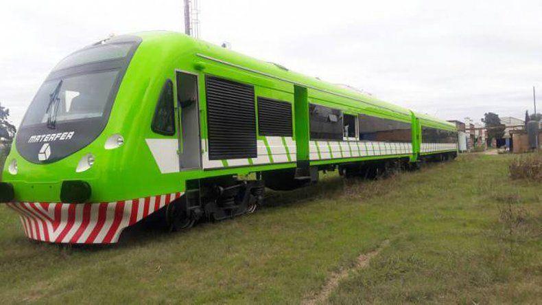 El nuevo Tren Patagónico llegará a Río Negro esta semana