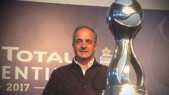 Rapazzo Cesio se convertirá en presidente de Cipo.