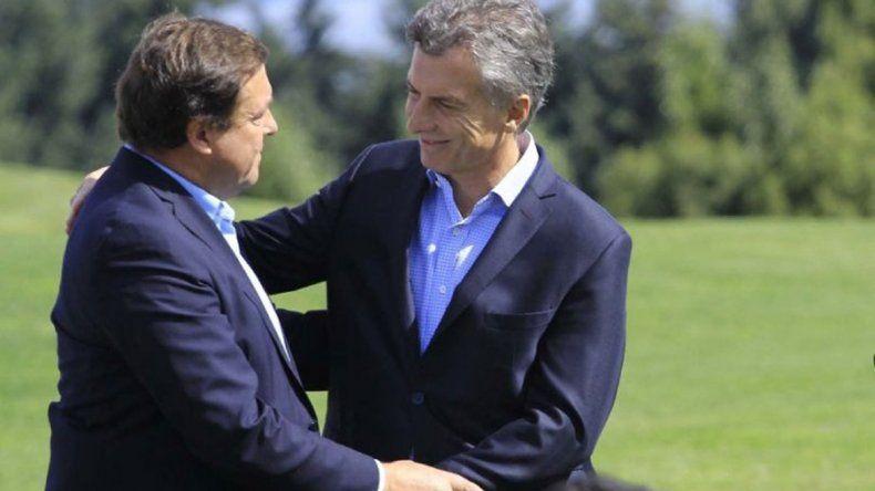 Macri llegó a Bariloche y tendrá una reunión arriba de un barco