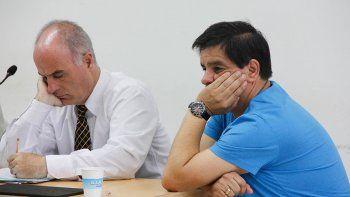 el ex legislador lopez al banquillo por el manejo de fondos del gremio
