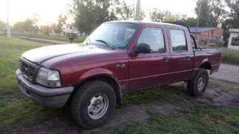 Le robaron la camioneta y pide ayuda para encontrarla por las redes sociales