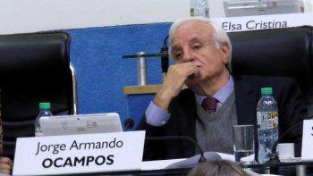 El proyecto fue presentado por el legislador Jorge Ocampos.