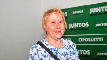 La legisladora Marta Milesi participó de un debate en Buenos Aires.