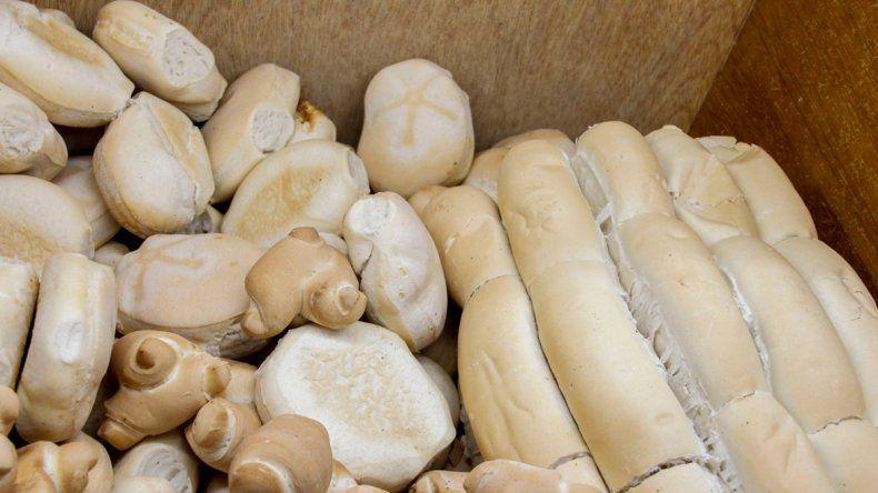 El precio del kilo de pan puede llegar a 80 pesos