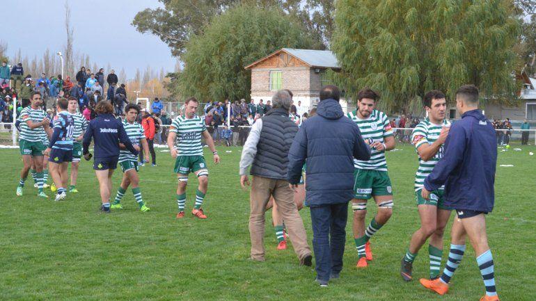 Marabunta no para y el sábado debuta en el Cuyano de rugby.