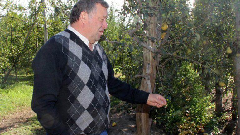 Eduardo Artero adelantó que se deberá evaluar el precio del riego.