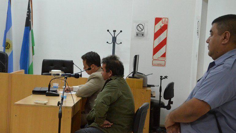 La audiencia de formulación de cargos se concretó ayer a últimas horas de la tarde