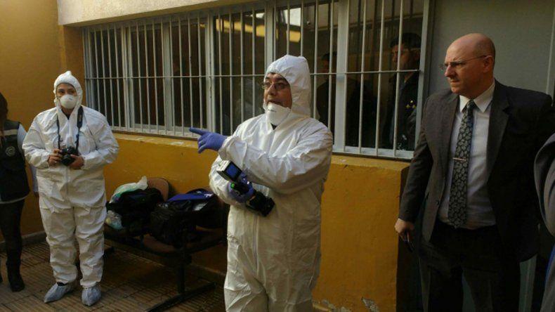 Investigan la muerte de un preso en una comisaría de Roca