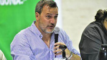 Rodolfo Aguiar buscará la reelección en la CTA Autónoma