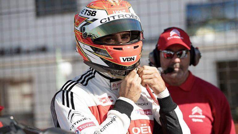 Manu se pone a prueba en la pista más veloz del país