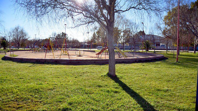 El Parque Norte y la calle La Esmeralda tendrán luces led.