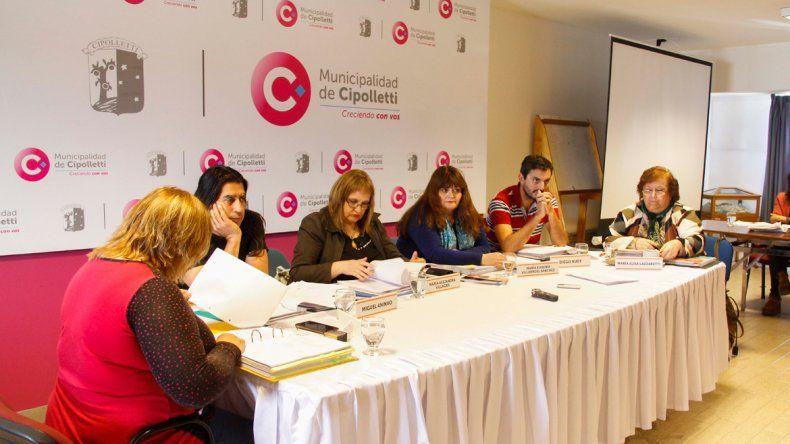 Arrancó hoy en comisión el polémico debate para declarar a Cipolletti una ciudad antiaborto