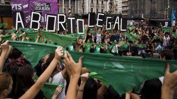 en cipolletti se movilizaran por la ley de despenalizacion del aborto