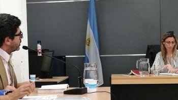 El fiscal Herrera adelantó que será acusado por homicidio.