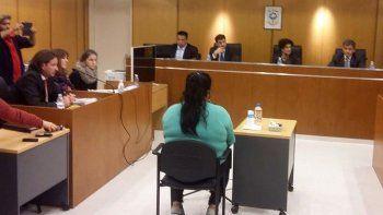 Detuvieron a una testigo por falso testimonio en el juicio