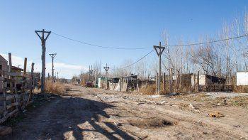 En los asentamientos que serán expropiados existe una gran demanda por servicios básicos adecuados para todos.