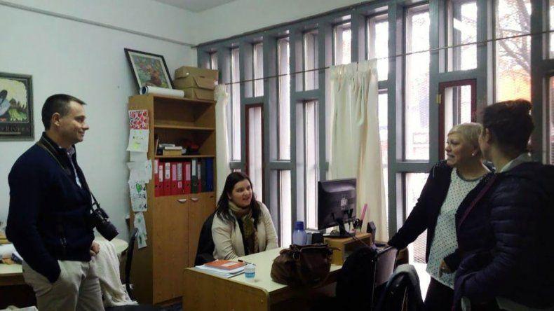 Ajustan detalles en oficinas del Poder Judicial