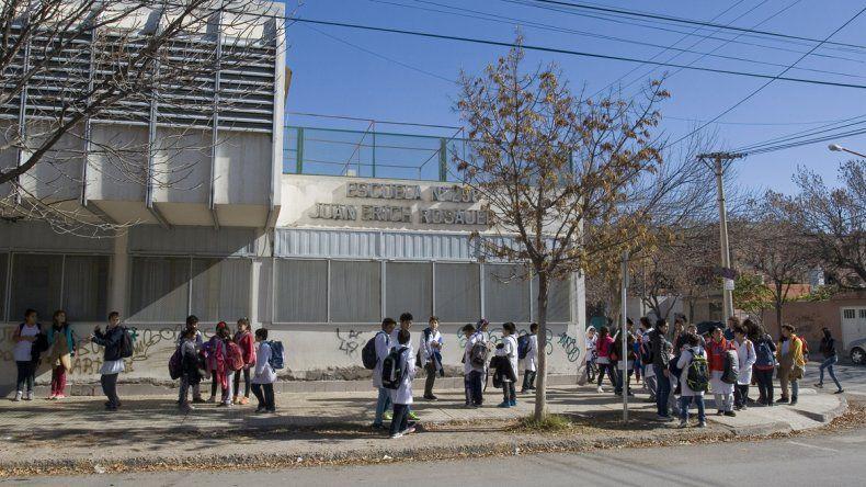 En las escuelas cipoleñas los alumnos podrán ver todos los partidos que dispute Argentina durante el Mundial.