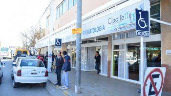 El actual Juzgado de Faltas funciona en calle Brentana con otras dependencias.