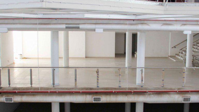 Las obras se finalizarán en septiembre u octubre venideros.