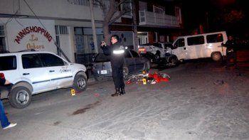 El lamentable siniestro mortal tuvo lugar en la esquina de las calles San Martín y Brentana, en Cipolletti.