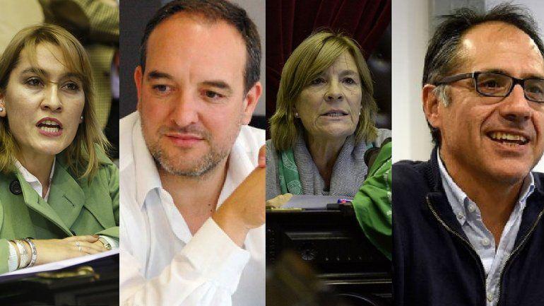 Mirá lo que dijeron los diputados rionegrinos en el debate por el aborto legal
