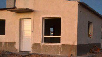 Las nuevas viviendas en el noreste están casi listas y tendrán cloacas.