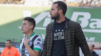 Germán Alecha será ayudante de campo del Federal y técnico de la Liga.