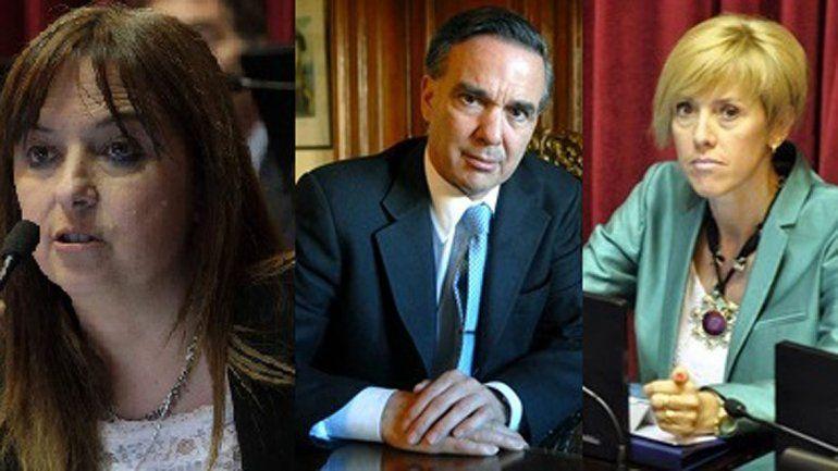 Todos los senadores de Río Negro votarán por el aborto legal