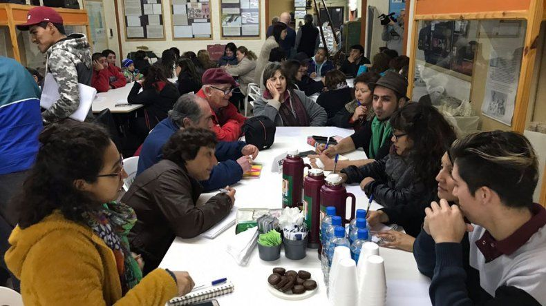 En la última semana se realizaron cuatro talleres en distintas ciudades.