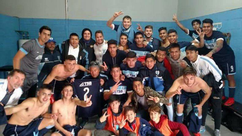 La Amistad festejó en su propia casa ante Cipo en tercera división.