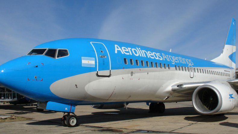 Murió en pleno vuelo un pasajero que viajaba a Bariloche