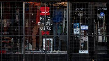 Los comercios cipoleños registraron una baja en las ventas este año.